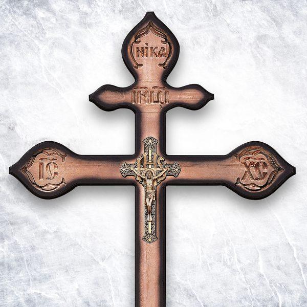 Крест «Русский православный — VIP Распятие»