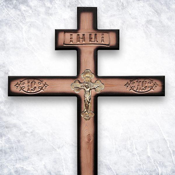 Крест «Русский православный прямой»