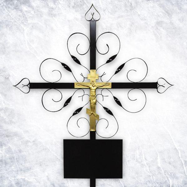 Крест «М-2 Завитушка»